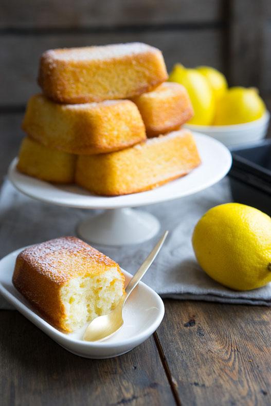 Быстрые лимонные булочки
