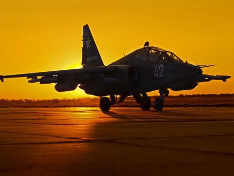 «Грачи» уходят в небо: как работают российские Су-25 в небе Киргизии