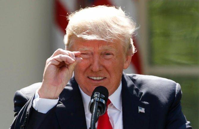 Трамп отвесил пощечину мировому сообществу
