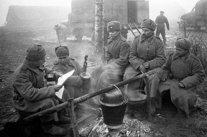 Что ели на войне Великая Отечественная Война, военные, война, еда