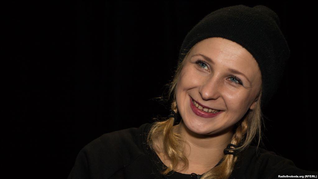 """""""Пуся"""" Мария Алёхина: я живу не в путинской России, а в своей, а вы все - послушные массы"""