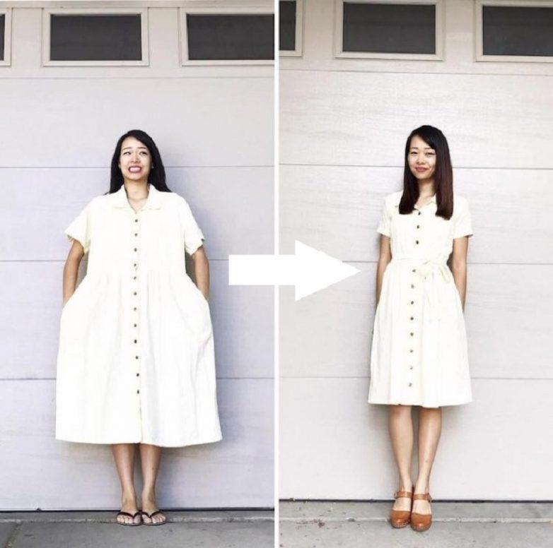 Переделываем старую одежду