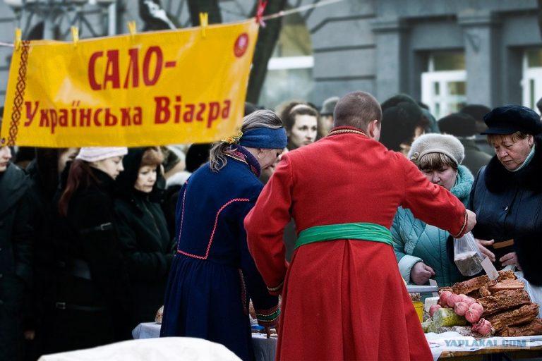 Свинари Украины бьют тревогу: Потребление сала катастрофически падает