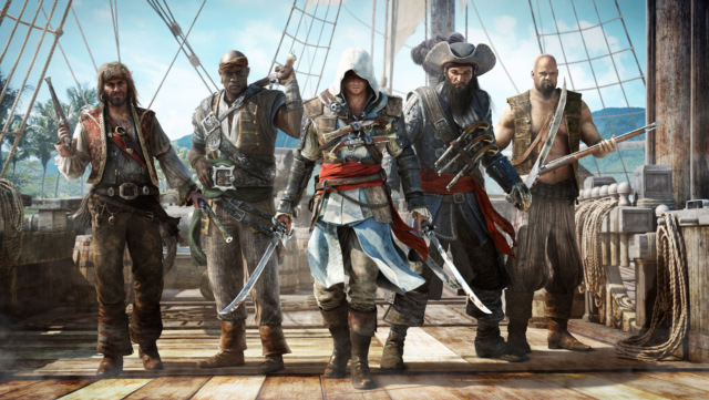 Ubisoft устроила раздачу Assassin's Creed IV: Black Flag для ПК