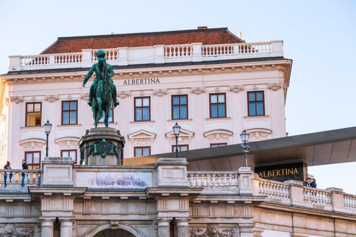 Галерея Альбертина, Вена