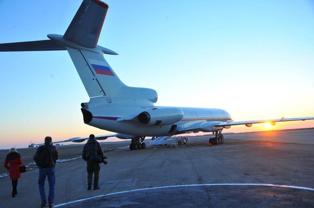 Катастрофа Ту-154: оппозиционеры и украинские политики устроили «пляски на костях»