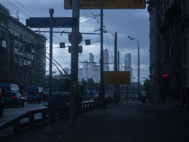 Источник неприятного запаха в Москве отыщут за двое суток
