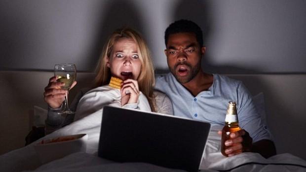 Просмотр фильмов ужасов может помочь похудеть