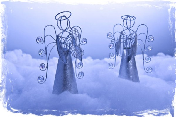 Притча про двух ангелов