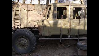 ГАЗ 66 своими руками