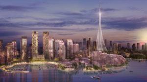 В Дубае начинается строитель…
