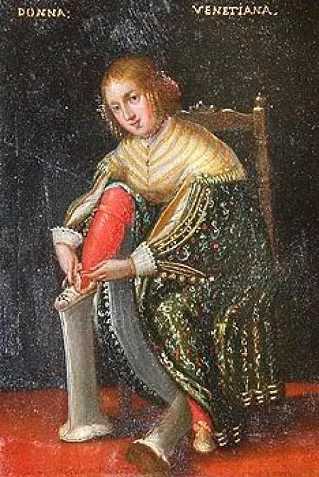 Ни за что не догадаетесь что показано на картинке! А ведь в XV веке о таком мечтали все женщины...