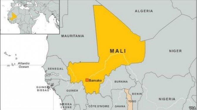 Пробивая дно укропСМИ: Путин и Мали