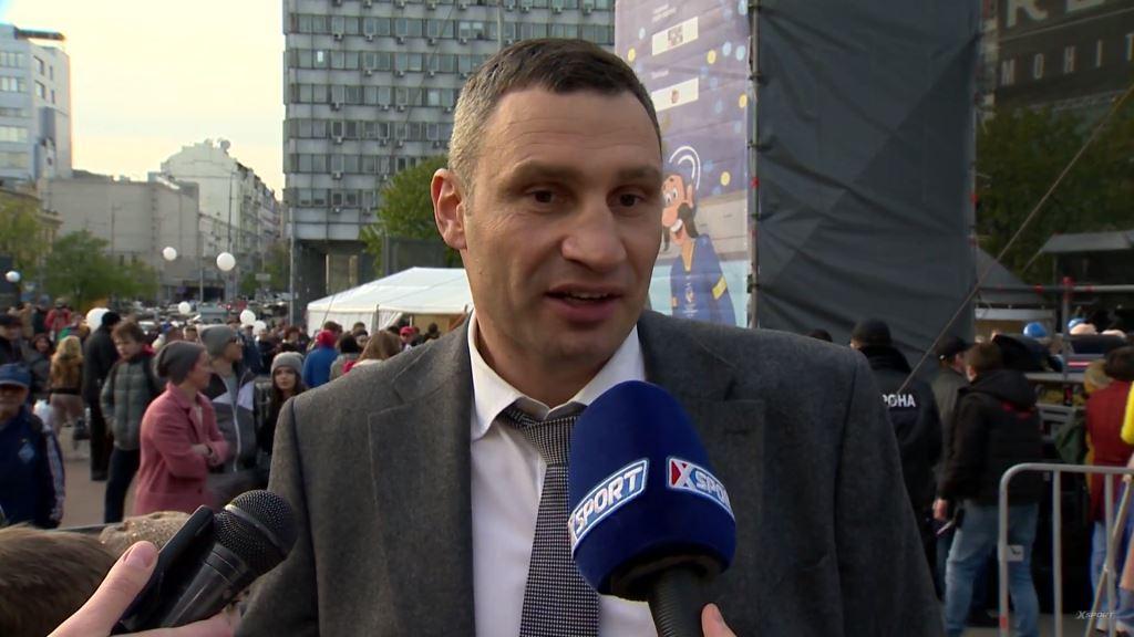 Виталий Кличко: «По отважнос…