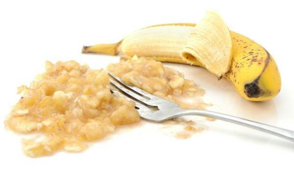 Размятый банан, смешанный с этими 2 ингредиентами поможет забыть о кашле навсегда