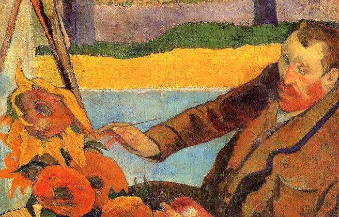 Любимые подсолнухи Ван Гога и его фатальная дружба с Гогеном