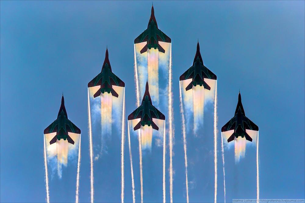 МиГ-29. Юбилейный фоторепортаж