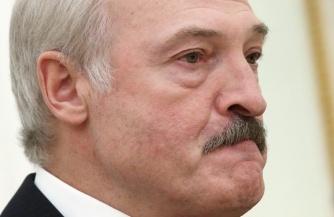 Лукашенко в истерике
