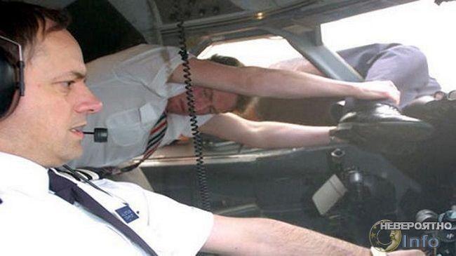 Самый странный случай в истории авиации