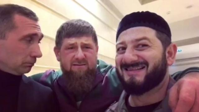 """Кадыров и Галустян сняли видеообращение к НАТО, пообещав """"дойти до главного"""""""
