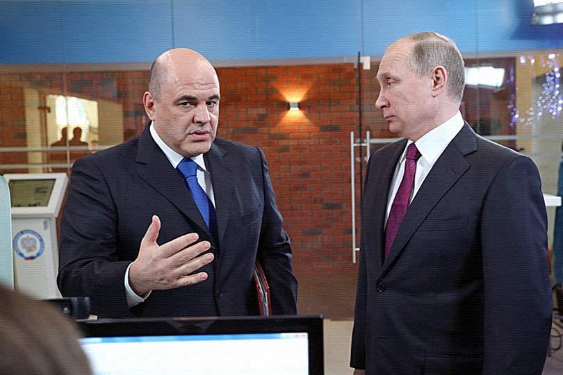 Мишустин рассказал Путину, ч…
