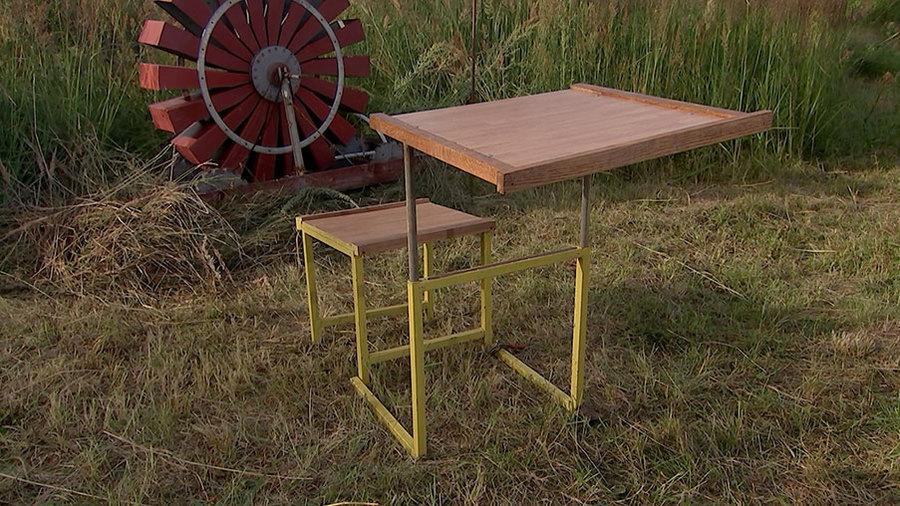 Мастерим стол-трансформер