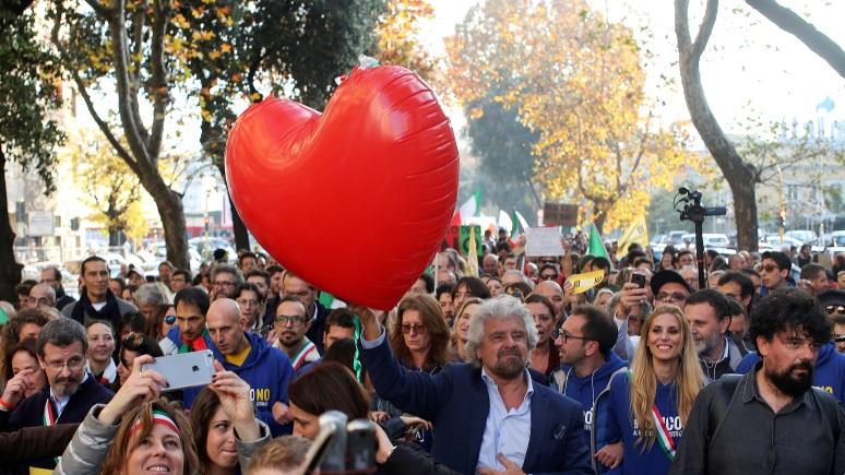 La Stampa: Вашингтон предупредил Рим о связях итальянской оппозиции с Россией