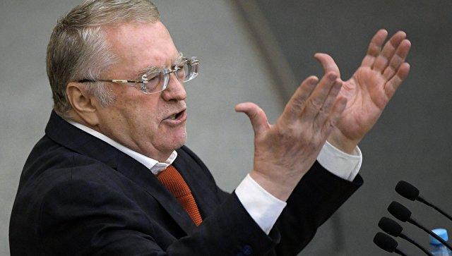 Жириновский спрогнозировал свой результат на президентских выборах