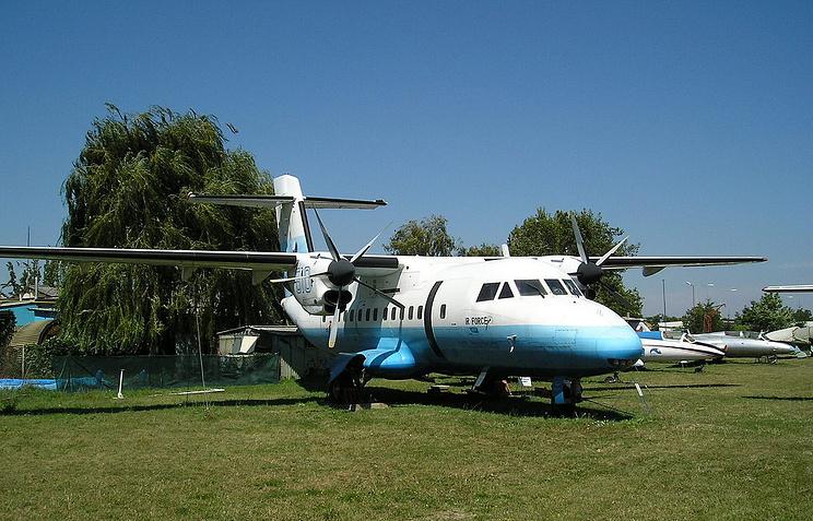 Производство самолетов L-610 планируют локализовать на Урале