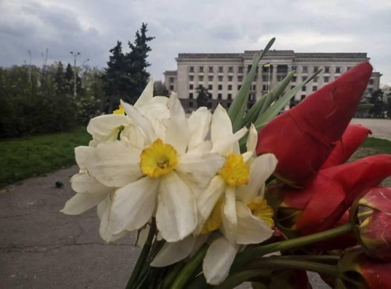 Одесса: честь и память не по расписанию