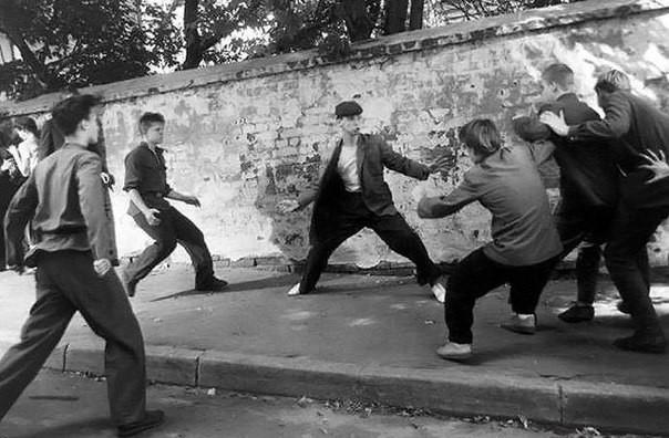 Неписаные правила хулиганов советского времени (70-е - 80-е)