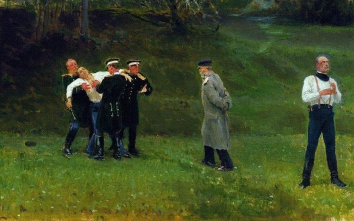 Отстаивая чью-то честь: самые нелепые дуэли русских писателей
