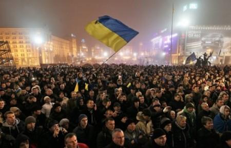 Украина — закат эпохи «оранжевых революций»