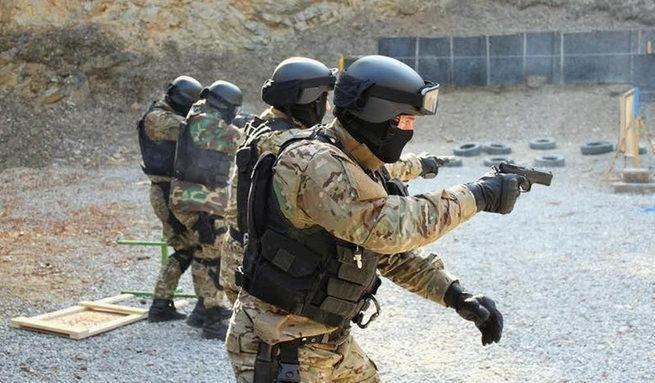 Иностранцы о тренировке российского спецназа: «только русские используют эту методику»