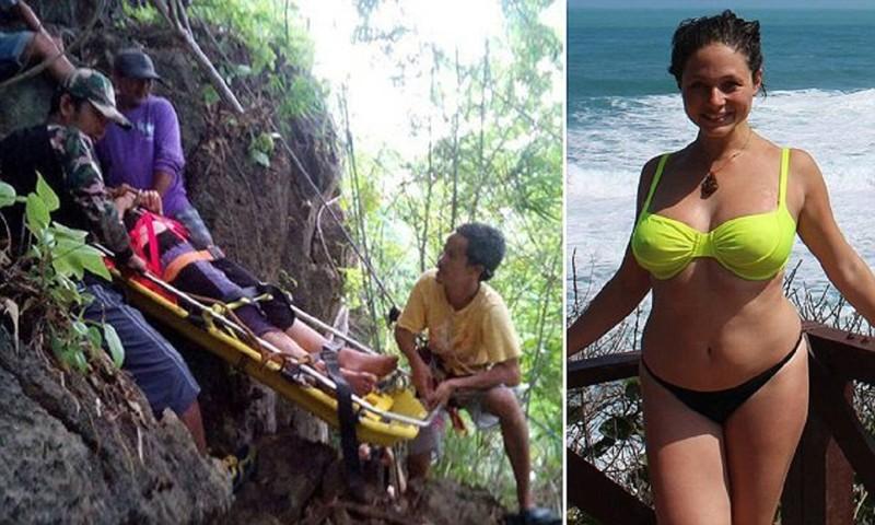 Американская туристка сломала позвоночник, спасаясь от тайского насильника