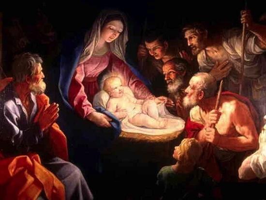 В Рождественскую ночь молю я небо...