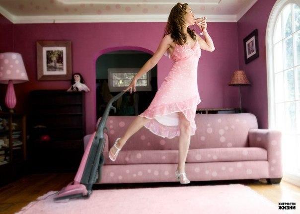 Основные правила системы FLY-lady. Как успевать делать домашние дела за 15 минут?