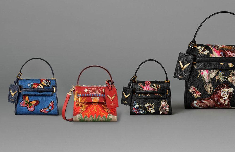 Маленькая сумочка для счастливой женщины
