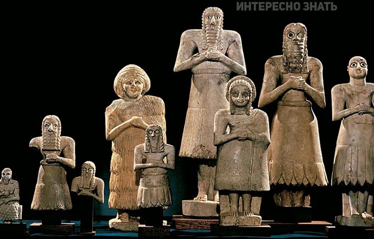 7 поразительных фактов о древних шумерах