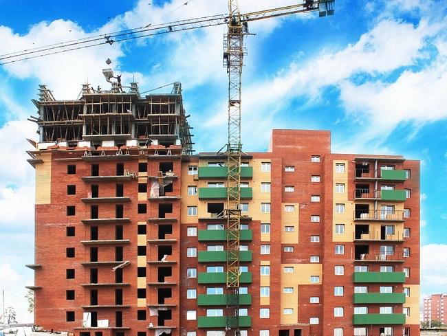 Российских строителей поразила эпидемия банкротств