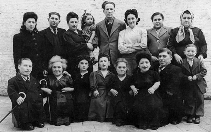 Семья Овиц — лилипуты из Трансильвании, пережившие Освенцим