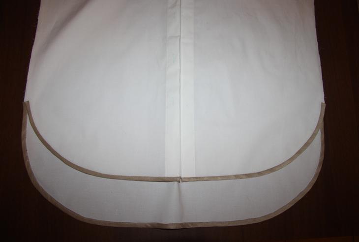 Как сшить женскую рубашку
