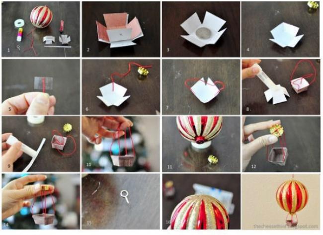 Как сделать что нибудь из бумаги домашних условиях