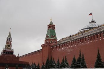 Стрельбу открыли неподалеку от Красной площади в Москве