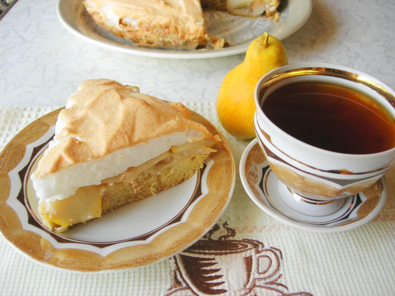 Грушевый пирог! Как приготовить пирог из груш?