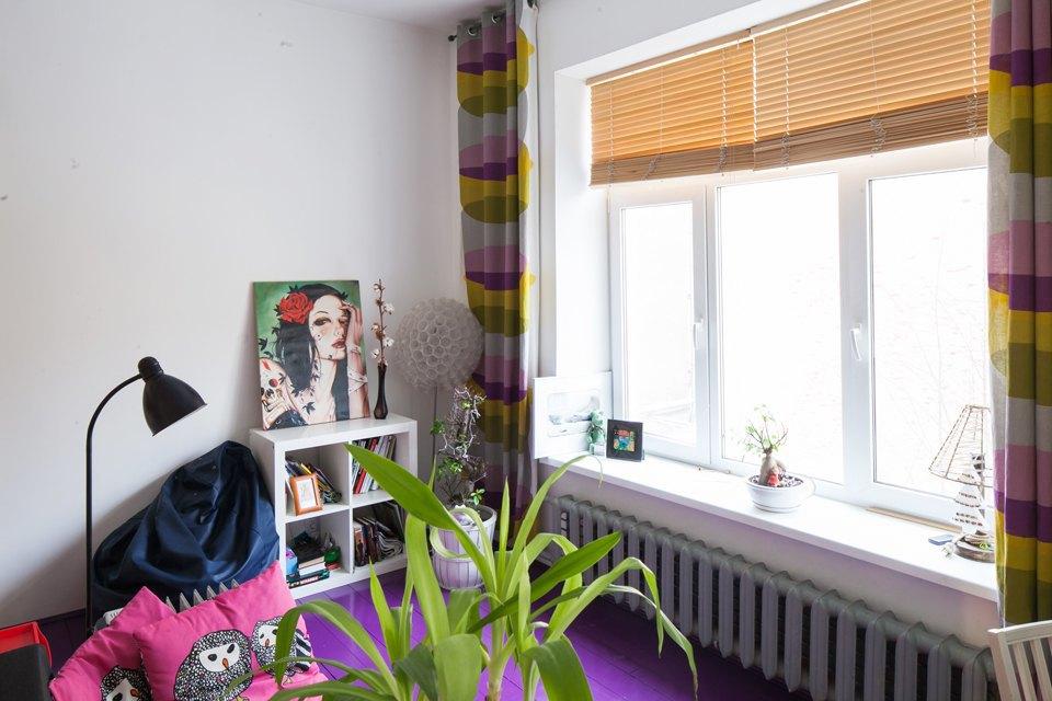 Яркая квартира на улице Некрасова. Изображение № 3.