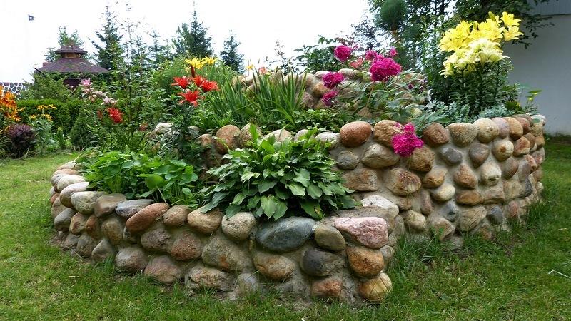 Прекрасный сад мечты