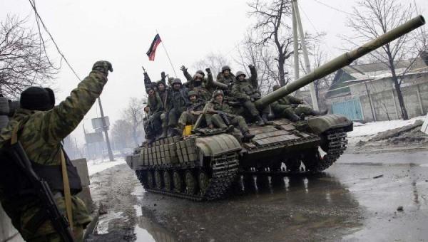 ДНР: Отвод вооружения наДонбассе снова сорван повине Киева