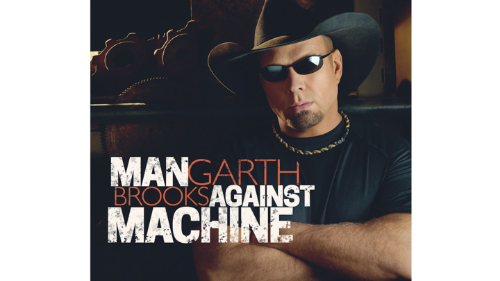 "Dissecting Garth's ""Man Against Machine"" Cover & Quote"