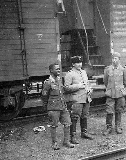 Негры вермахта воевали под Ростовом летом 1942-го